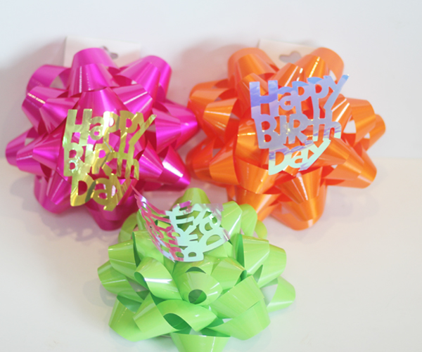 party star bow
